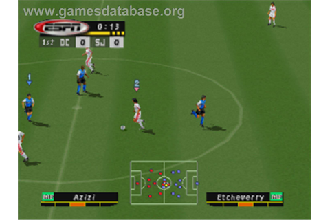 ESPN MLS GameNight - Sony Playstation - Games Database