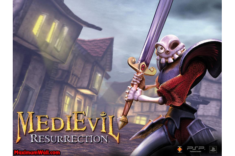 MediEvil Resurrection (Europe) ISO