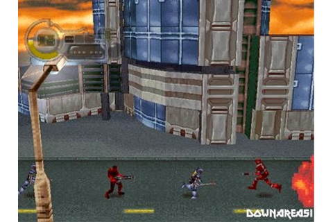 C Contra Adventure (PS1) - Download Game PS1 PSP Roms Isos ...