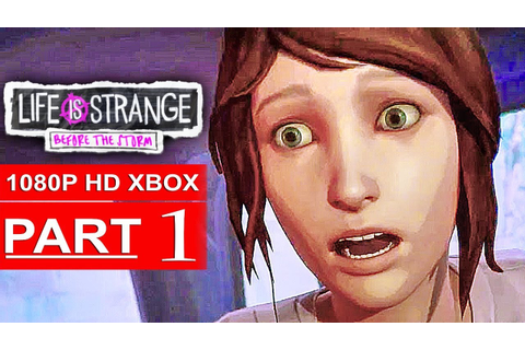 LIFE IS STRANGE BEFORE THE STORM Episode 1 Gameplay ...