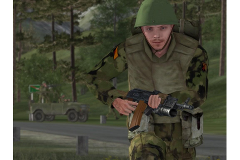 ArmA Gold Edition - Games News, New Games, Top Games, PC ...