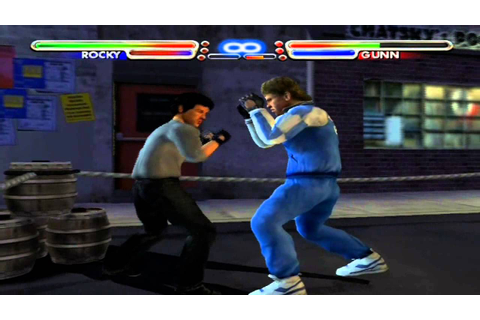 Rocky Legends Playthough Part 7 - THE FINAL FIGHT ...