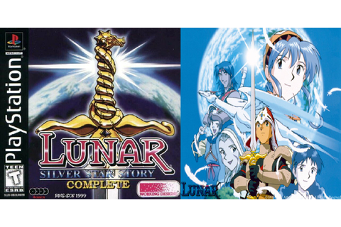 Retro Game of the Week 088: Lunar Silver Star Story ...