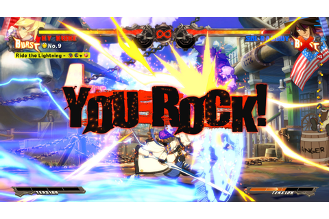 Guilty Gear Xrd -Sign- Review Anime Fighting Game ...