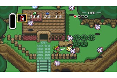 New Link To The Past Mod Lets Two Zelda Players Share ...
