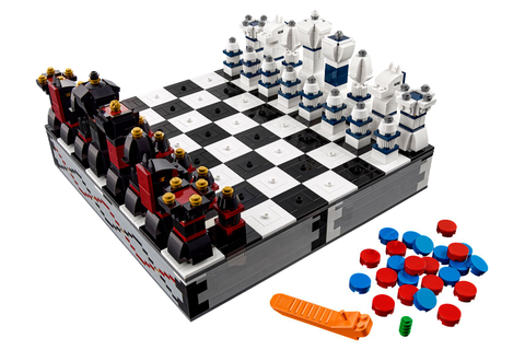 LEGO® Iconic Chess Set - 40174 | | LEGO Shop