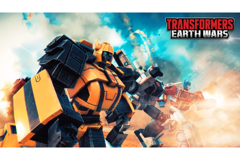 Transformers: Earth Wars | Fight for the Earth Trailer ...