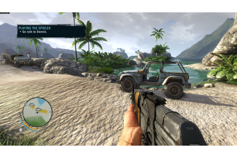 Far Cry 3 Free Download - CroHasIt - Download PC Games For ...