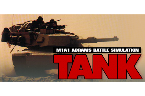 Tank: M1A1 Abrams Battle Simulation [Online Game Code]