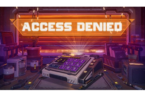 Access Denied Free Download PC Games | ZonaSoft