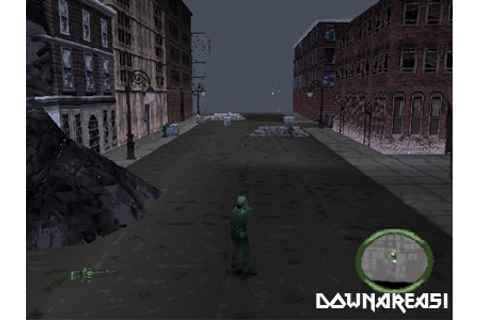 Army Men Lock n Load PS1 ISO - Download Game PS1 PSP Roms ...