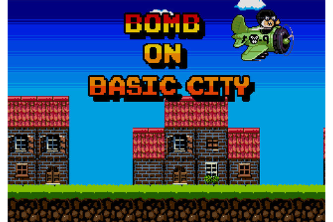 Bomb on Basic City v2.02 (Genesis Game) › Genesis › PDRoms ...