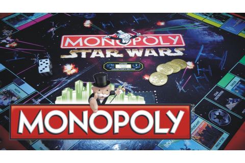 STAR WARS MONOPOLY COLLECTORS EDITION BOARD GAME REVIEW ...