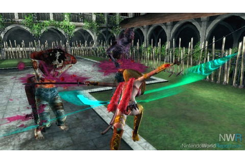 Onechanbara: Bikini Zombie Slayers - Game - Nintendo World ...