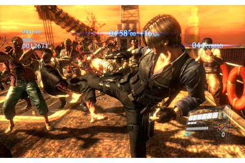 Resident Evil 6 Review (PS4)