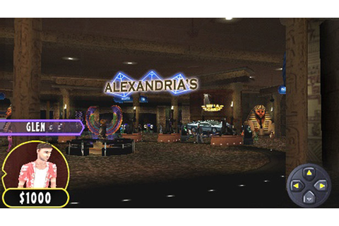 Game Review: Hard Rock Casino (PSP) - Vita Player - the ...