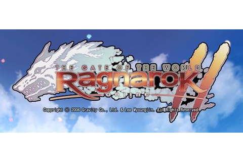 Ragnarok Online 2: The Gate of the World - Wikipedia