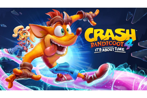Crash Bandicoot 4 Its About Time Trailer de Lanzamiento ...