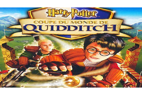 [Harry Potter : Coupe du monde de Quidditch] - Ep 01 ...