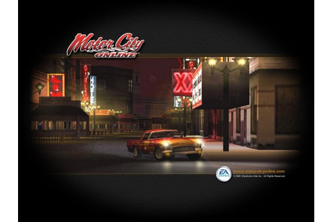 Motor City Online Wallpapers - Download Motor City Online ...