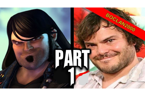 Brütal Legend Walkthrough Part 1 - Jack Black Game (PS3 ...