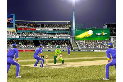 Cricket Revolution Free Download - Ocean Of Games