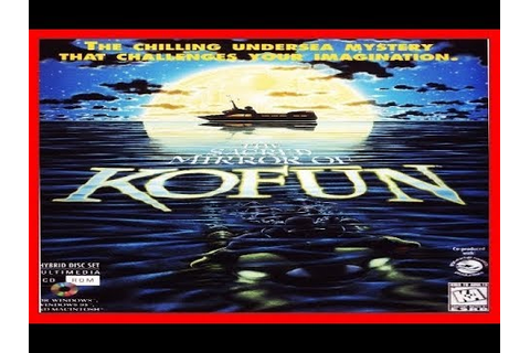 The Sacred Mirror of Kofun 1996 PC - YouTube