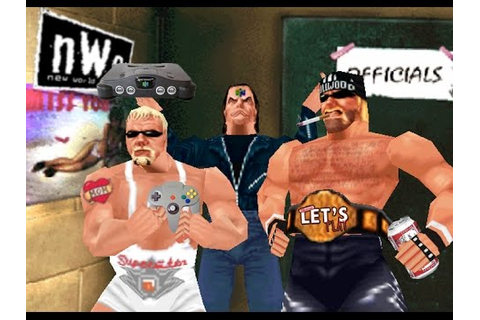 Let's Play - WCW/nWo Revenge - YouTube