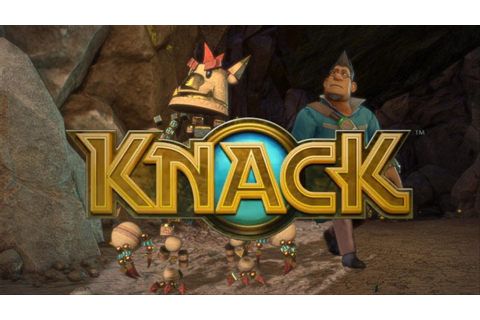 Knack Walkthrough Complete Game (PS4 HD) - YouTube