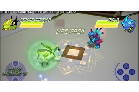 Invizimals game Info for Sony PlayStation Portable