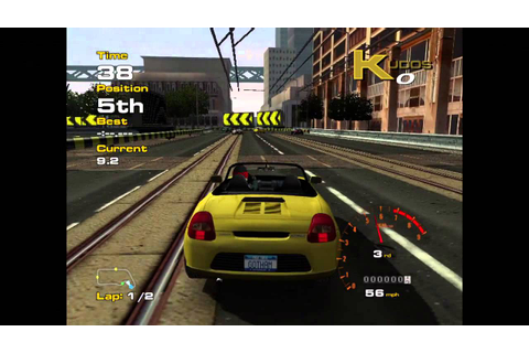 Project Gotham Racing 1 Gameplay — Played on XBox 360 {60 ...
