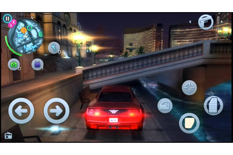 Gangstar Vegas iOS Gameplay 'N Action - YouTube