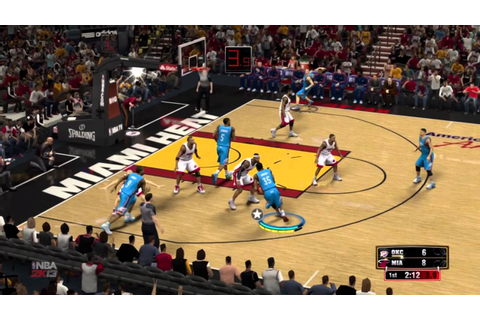 NBA 2k13 | PS3 DEMO GAMEPLAY - YouTube