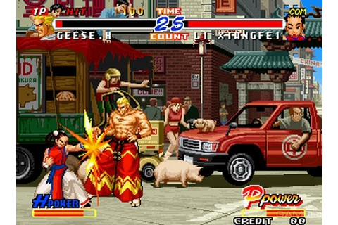 Real Bout Fatal Fury 2: The Newcomers (1998 video game)