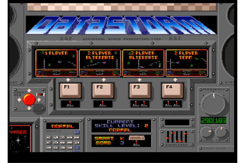 Download Datastorm (Amiga) - My Abandonware