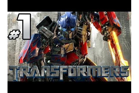 Transformers: The Game - Autobot Campaign - PART 1 ...