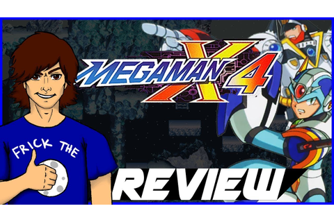 Mega Man X Collection (Gamecube) Review! Part 4: Mega Man ...