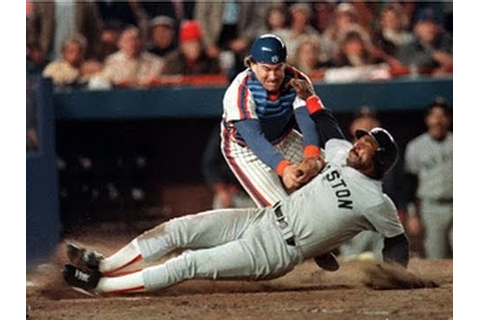 1986 World Series, Game 6: Red Sox @ Mets - YouTube