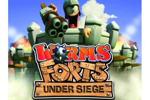 Worms Forts: Under Siege | Worms Wiki | FANDOM powered by ...