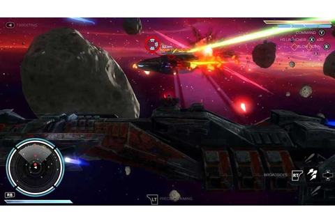 Rebel Galaxy launches on Xbox One in 2015 - VG247