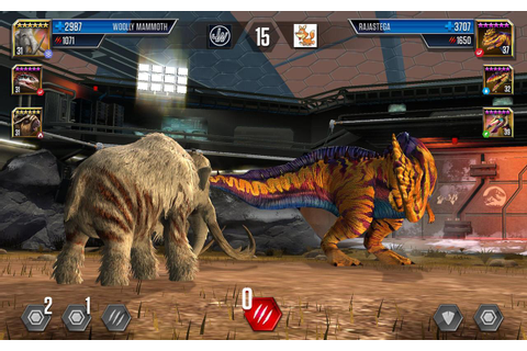 Jurassic World™: The Game APK Download - Free Simulation ...