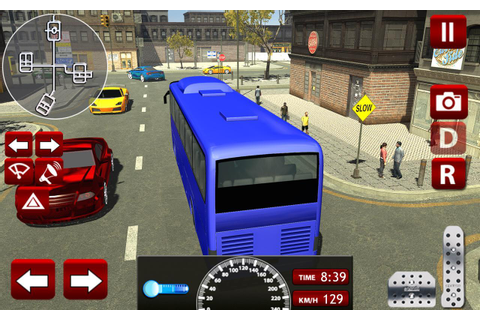 bus driver game - DriverLayer Search Engine