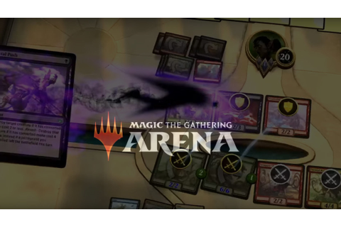 Magic: The Gathering Arena Revealed! A Look into the ...