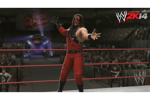 [#24] Kane (Retro) - WWE 2K14 Entrance and Finisher Video ...
