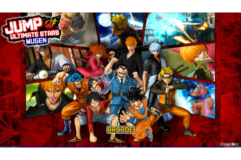 Jump Ultimate Stars MUGEN - Download - DBZGames.org