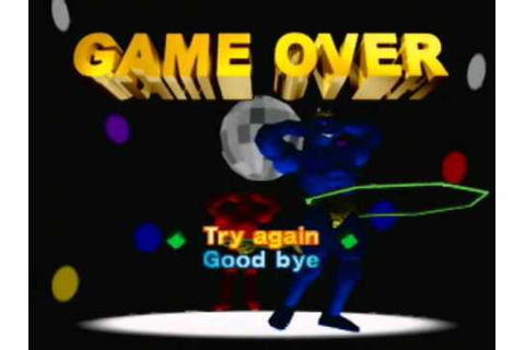 Mystical Ninja Starring Goemon: Game Over - YouTube