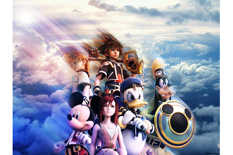 Kingdom Hearts - Video Games Photo (10800402) - Fanpop
