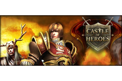 Reviews for Castle of Heroes browser game
