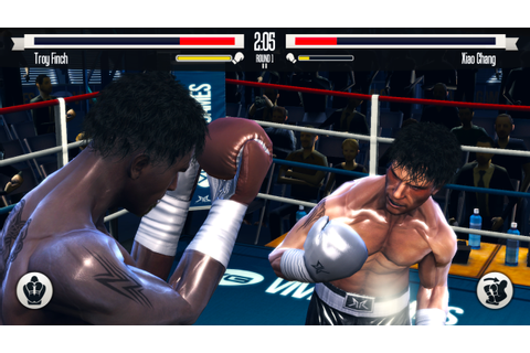 Info Video Game : Android Games, Real Boxing Free At This ...