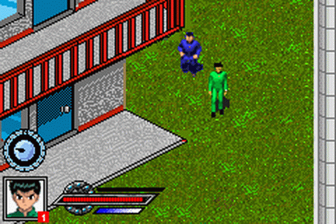 Play Yu Yu Hakusho - Ghostfiles - Spirit Detective ...